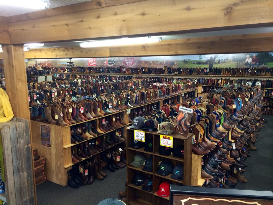 View the St. Joe Boot Co. store in St. Joseph MO